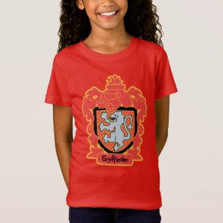 Cartoon Gryffindor Crest T-Shirt