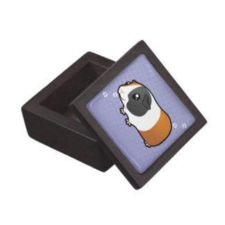 Cartoon Guinea Pig (smooth hair) Premium Gift Boxes