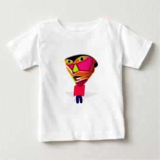 Cartoon Guy Baby T-Shirt