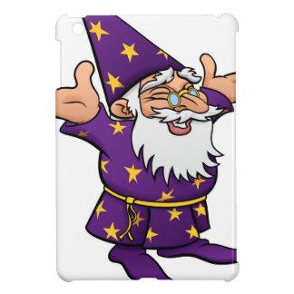 Cartoon Happy Wizard iPad Mini Cover