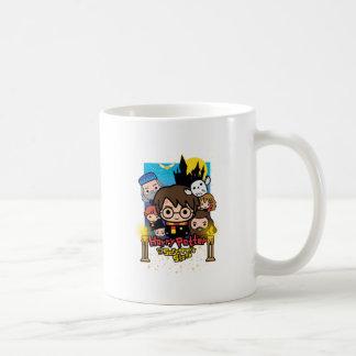 Cartoon Harry Potter and the Sorcerer's Stone Coffee Mug