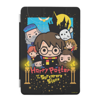 Cartoon Harry Potter and the Sorcerer's Stone iPad Mini Cover