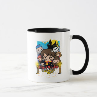 Cartoon Harry Potter and the Sorcerer's Stone Mug