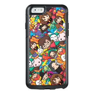 Cartoon Harry Potter Character Toss Pattern OtterBox iPhone 6/6s Case