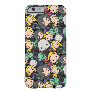 Cartoon Harry Potter Death Eaters Toss Pattern Barely There iPhone 6 Case