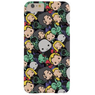 Cartoon Harry Potter Death Eaters Toss Pattern Barely There iPhone 6 Plus Case