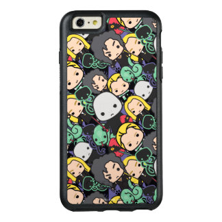 Cartoon Harry Potter Death Eaters Toss Pattern OtterBox iPhone 6/6s Plus Case