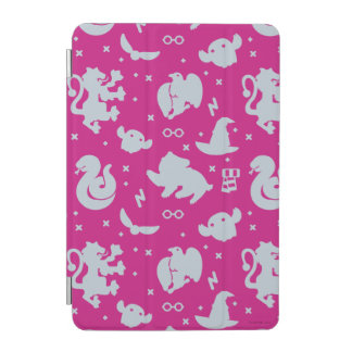 Cartoon Harry Potter Magic Icons Toss Pattern iPad Mini Cover