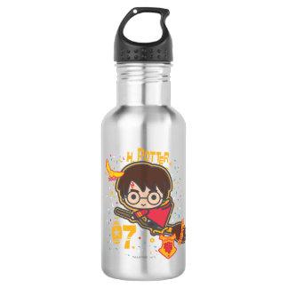 Cartoon Harry Potter Quidditch Seeker 532 Ml Water Bottle