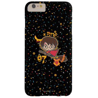 Cartoon Harry Potter Quidditch Seeker Barely There iPhone 6 Plus Case