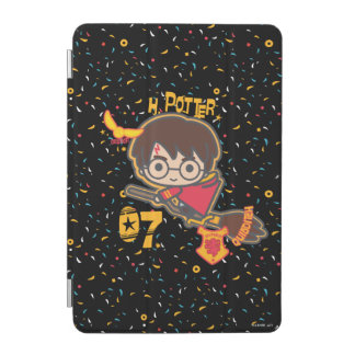 Cartoon Harry Potter Quidditch Seeker iPad Mini Cover