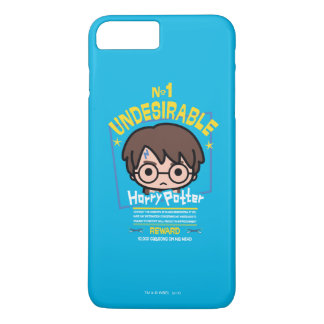 Cartoon Harry Potter Wanted Poster Graphic Case-Mate iPhone Case