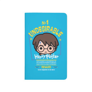 Cartoon Harry Potter Wanted Poster Graphic Journal