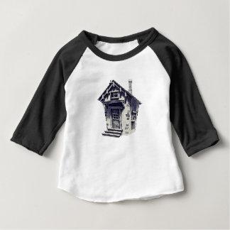 Cartoon House Tee Shirt