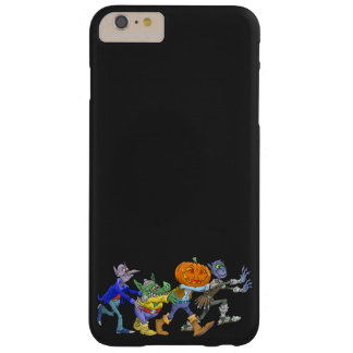 Cartoon illustration of a Halloween congo. Barely There iPhone 6 Plus Case