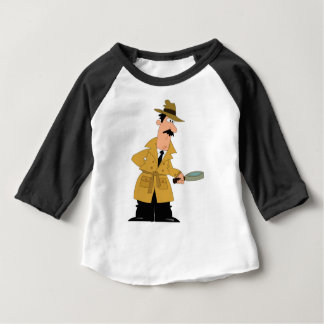 cartoon investigator yeah baby T-Shirt