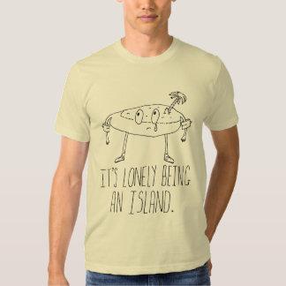 Cartoon Island T Shirts