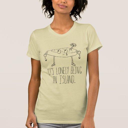Cartoon Island T-shirts