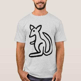 cartoon_kangaroo_j, T-Shirt