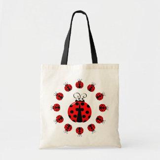 Cartoon Ladybug Bag