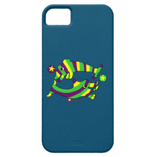 Cartoon Lifesaver Dolphins Case For The iPhone 5