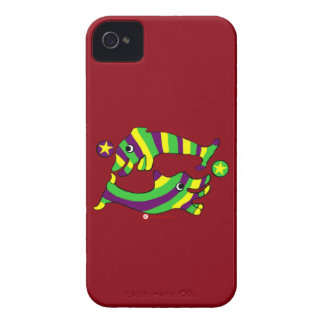 Cartoon Lifesaver Dolphins iPhone 4 Case