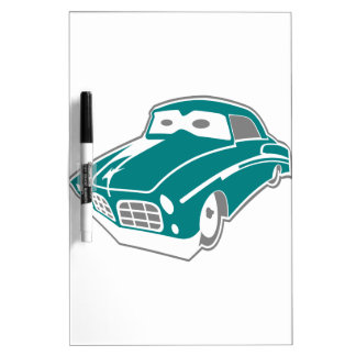 Cartoon-Limousine Dry-Erase Boards