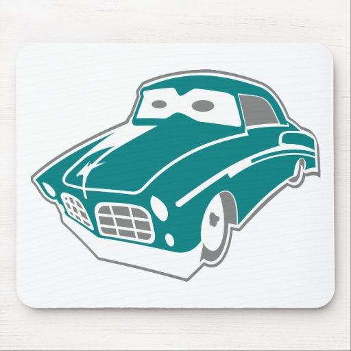 Cartoon-Limousine Mousepad
