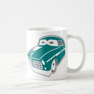 Cartoon-Limousine Basic White Mug