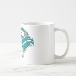 Cartoon-Limousine Coffee Mug