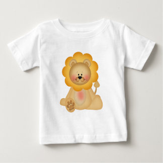 Cartoon Lion baby t-shirt