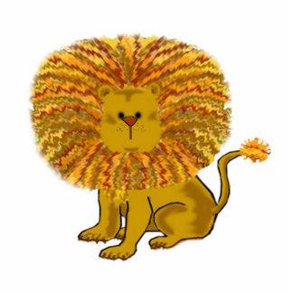 Cartoon Lion Children's Art Photo Cutout