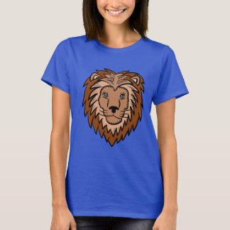 Cartoon Lion head shirt