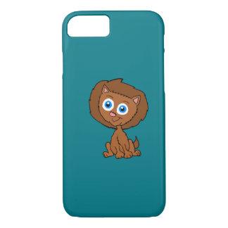 Cartoon Lion iPhone 7 Case