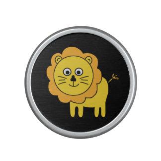 Cartoon Lion Speaker
