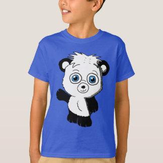 Cartoon Little Panda Shirt