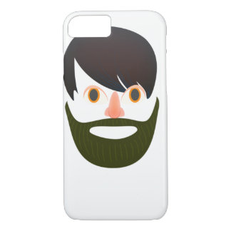 Cartoon man iPhone 8/7 case