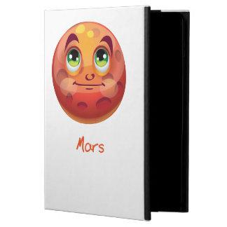 Cartoon Mars Case For iPad Air