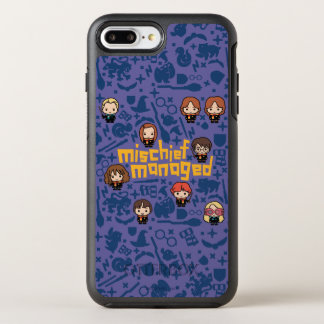 "Cartoon ""Mischief Managed"" Graphic OtterBox Symmetry iPhone 8 Plus/7 Plus Case"