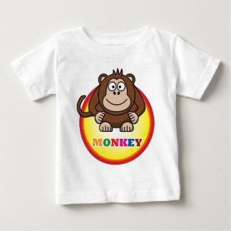 Cartoon Monkey Baby T-Shirt