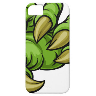 Cartoon Monster Claw iPhone 5 Covers