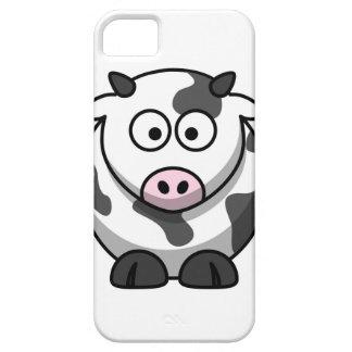 cartoon Moo Cow iPhone 5 Case