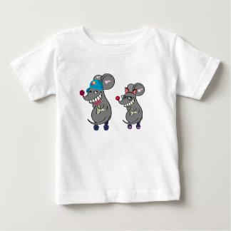 Cartoon-mouse Baby T-Shirt
