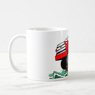 CARtoon: Noah's F150 truck Coffee Mug