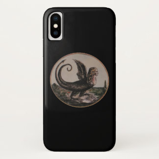 Cartoon of Marie Antoinette CHANGE COLOR (Options) Case-Mate iPhone Case