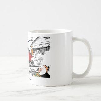 CARtoon: Our New Mustang Coffee Mug