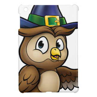 Cartoon Owl Character Case For The iPad Mini