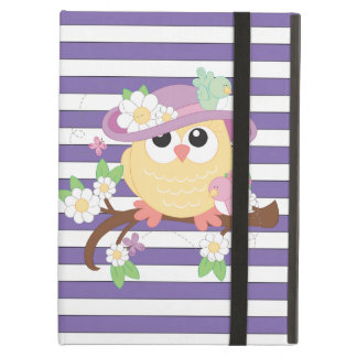 Cartoon owl iPad Air Powis case Case For iPad Air