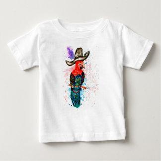 Cartoon Parrot Art01 Baby T-Shirt