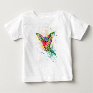 Cartoon Parrot Art03 Baby T-Shirt
